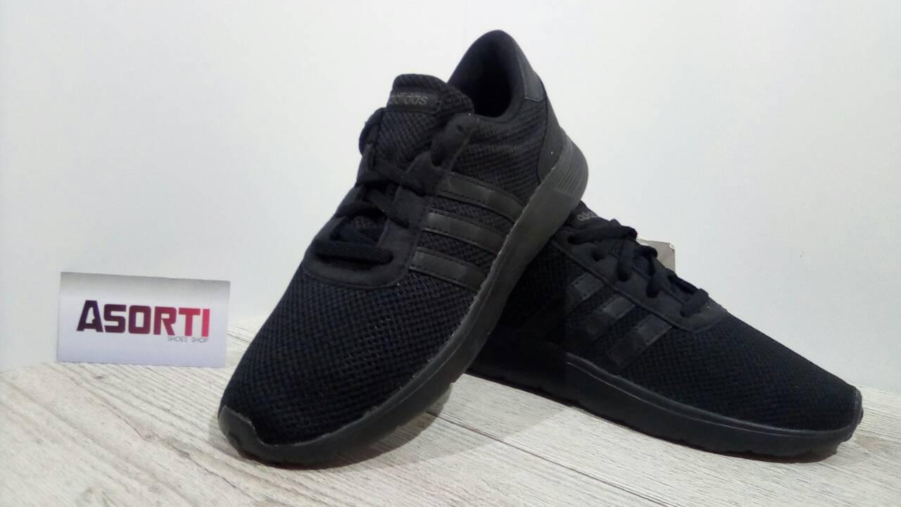 bce338a52c6b91 Жіночі кросівки ADIDAS LITE RACER K (BC0073) чорні купити в Україні ...