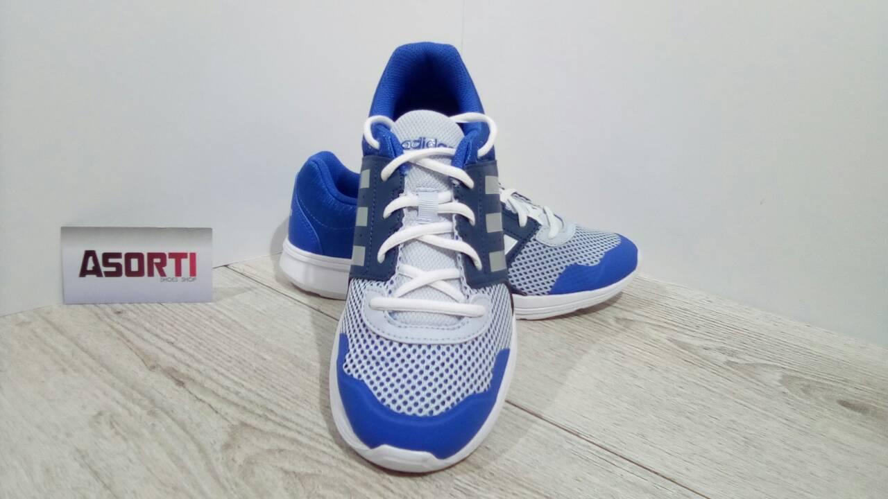 Женские кроссовки Adidas Essential Fun 2.0 (CP8950) синие купить в ... ea5e170e119