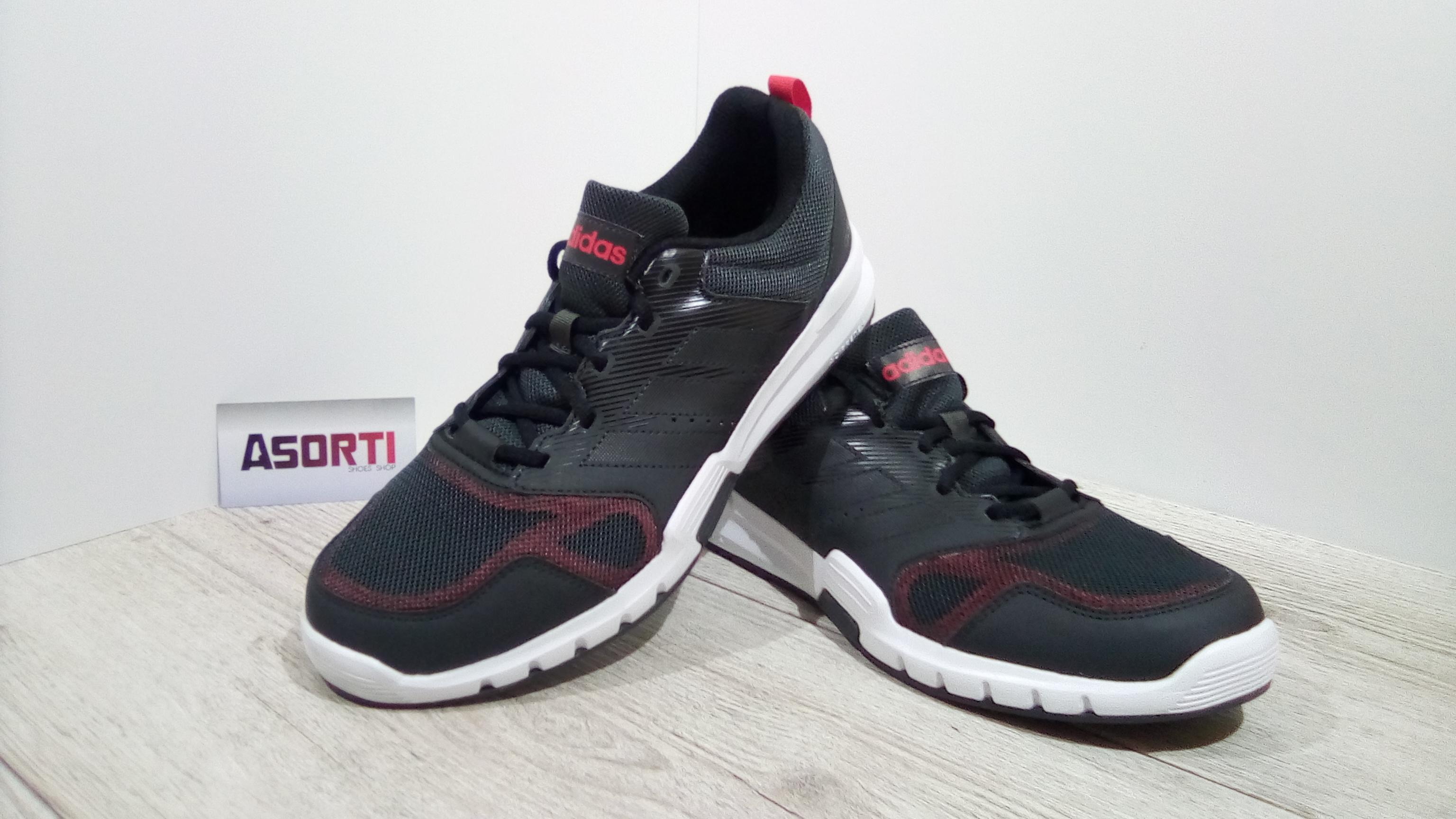 Чоловічі кросівки Adidas Performance Essential Star 3 (CG3512) чорні ... 3847c8725746e