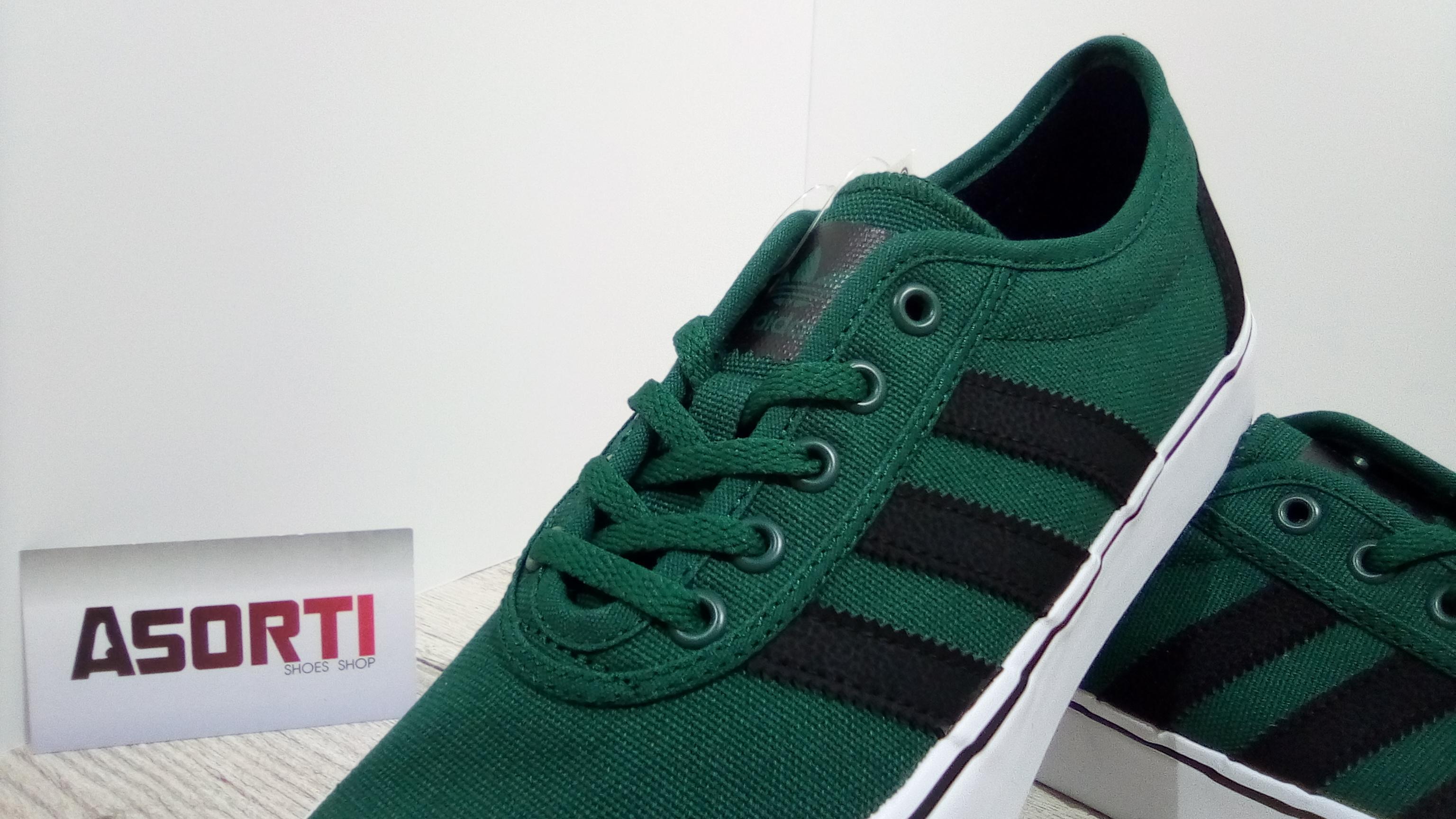Чоловічі кеди скейтбординга Adidas Adi Ease (BB8479) зелені купити в ... c81cf2acc337d