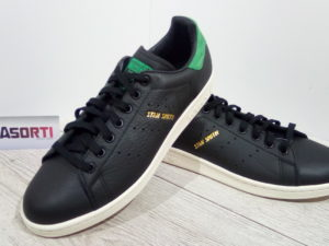 КРОССОВКИ ADIDAS STAN SMITH CORE BLACK (BZ0458)