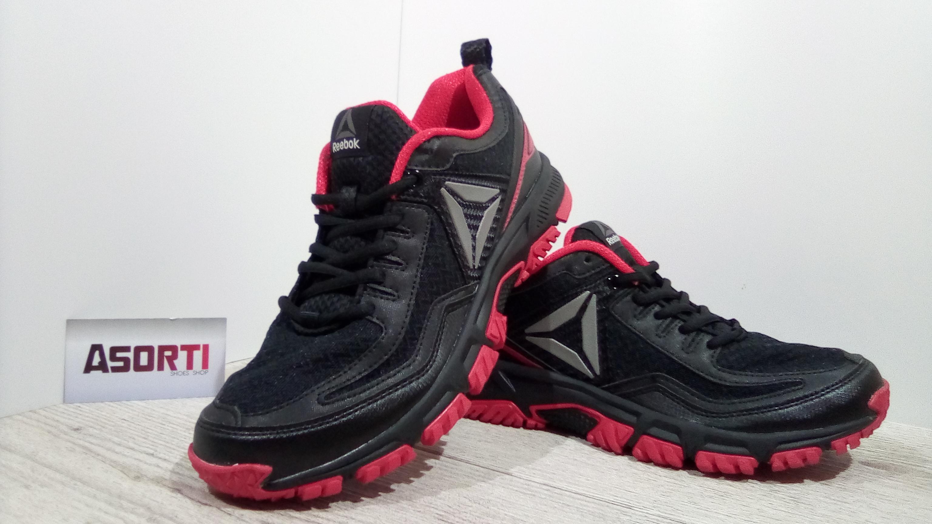 new styles 609dd 37ce7 Чоловічі кросівки Reebok Ridgerider Trail 2.0 (BD2246) чорні