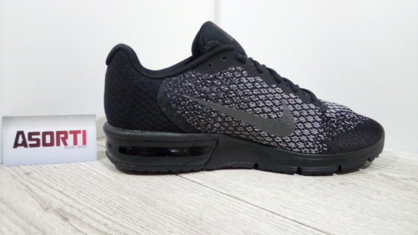 КРОССОВКИ NIKE AIR MAX SEQUENT 2 (852461-001)