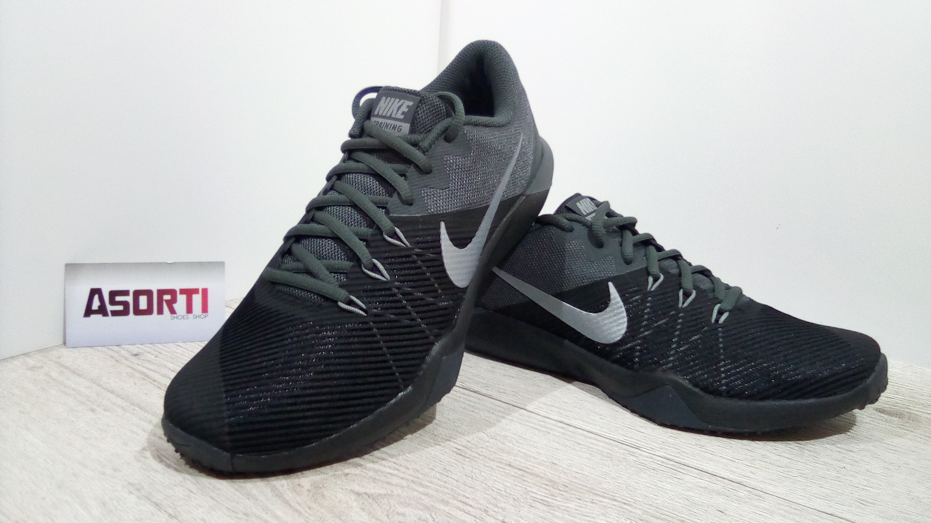 e2c1c36f Мужские спортивные кроссовки Nike Retaliation TR (917707-001) черные ...