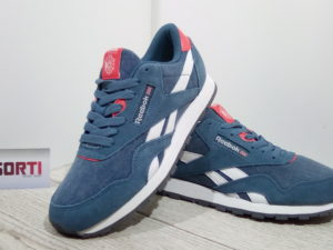 КРОССОВКИ REEBOK CLASSIC NYLON WASHED (BD3856)