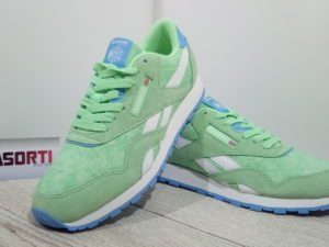 КРОССОВКИ REEBOK CLASSIC NYLON WASHED (BD3858)