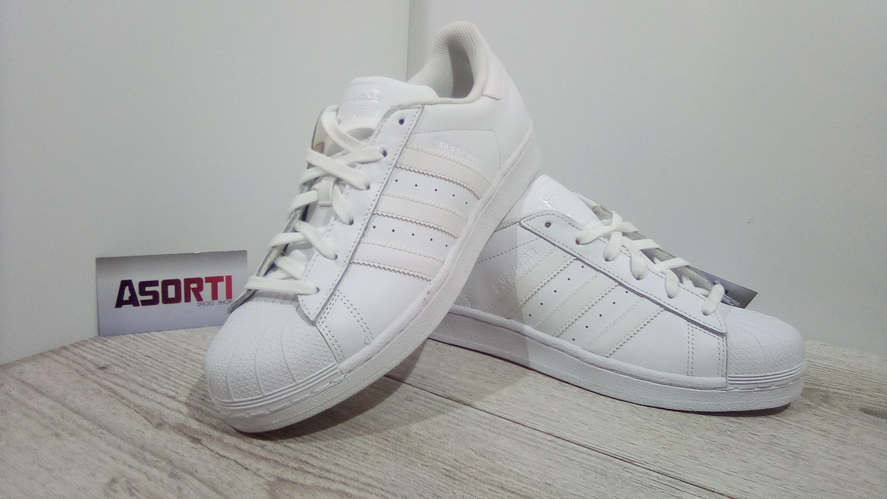 74cca44f Женские кроссовки Adidas Women's Superstar W (S85139) белые купить в ...