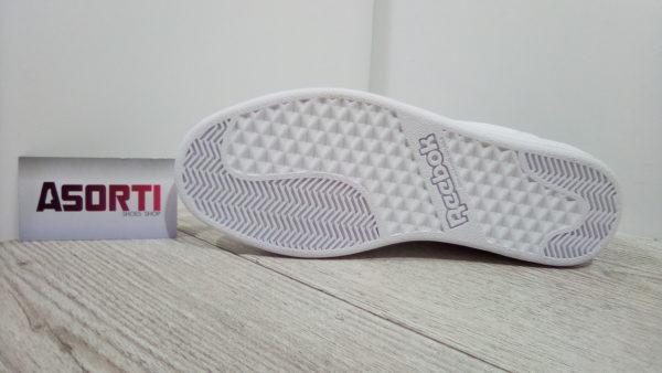 КРОССОВКИ REEBOK ROYAL COMPLETE CLEAN WHITE (CM9543)