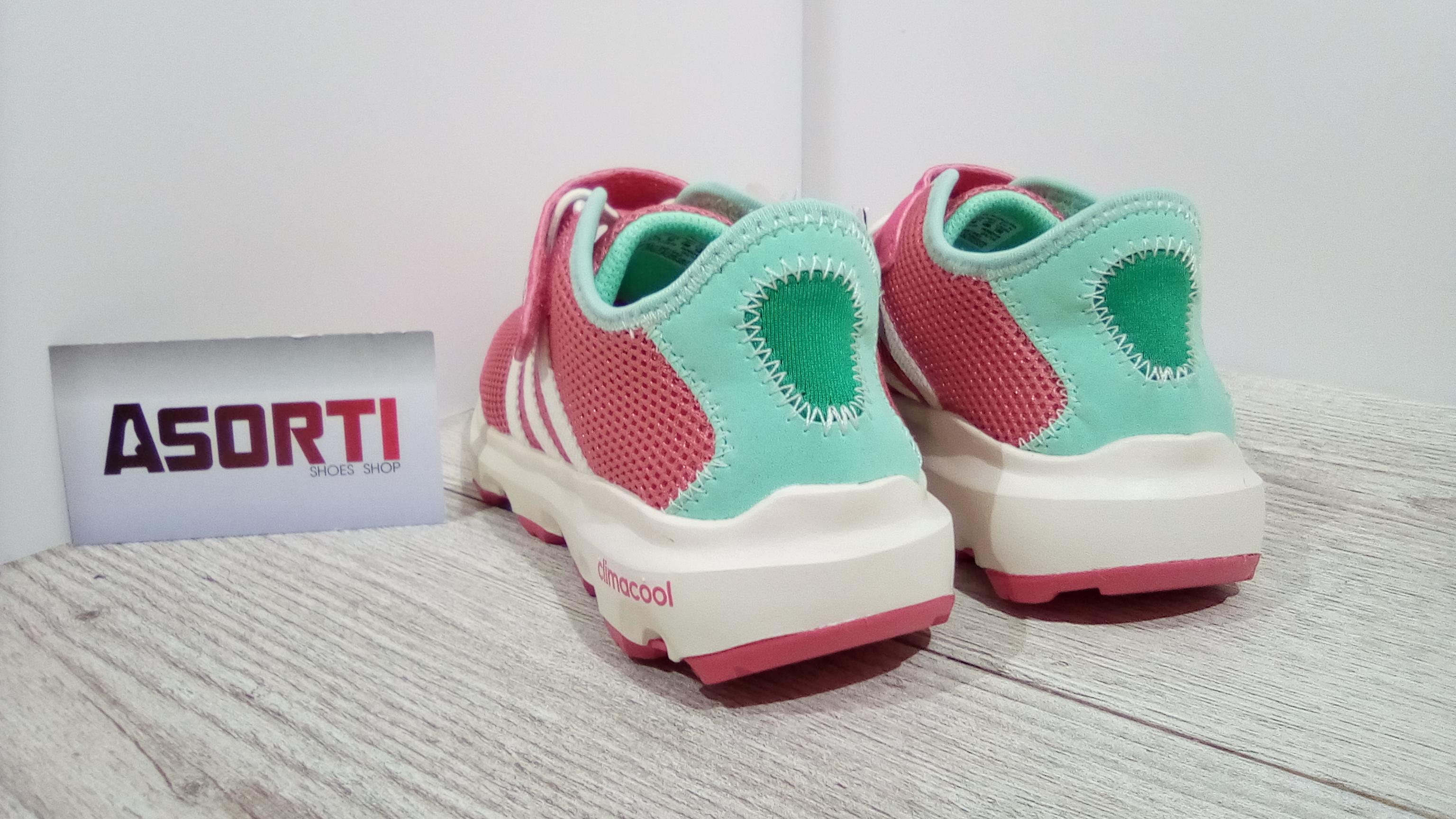 064beba6 Дитячі кросівки Adidas Terrex CC Voyager C (BB1942) рожеві купити в ...