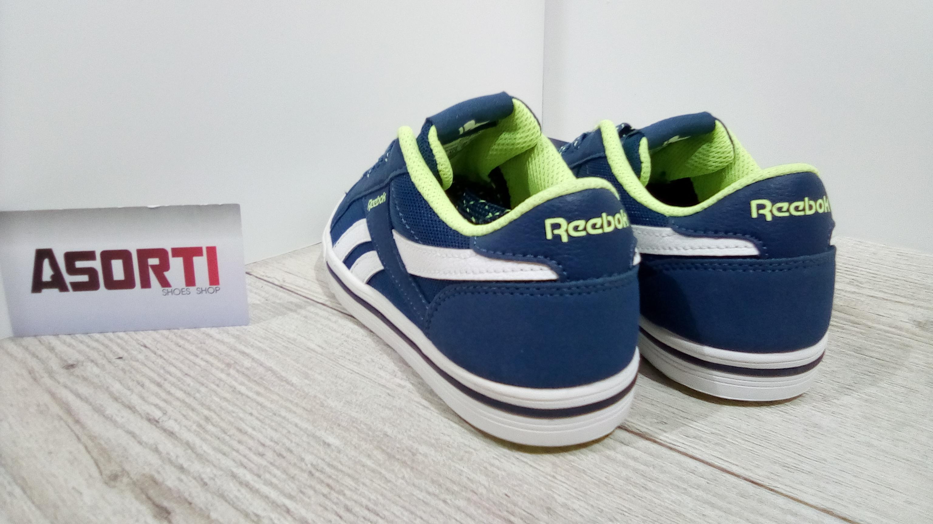 fb13690a Дитячі кросівки Reebok Rotal Comp (CN0163) сині купити в Україні ...