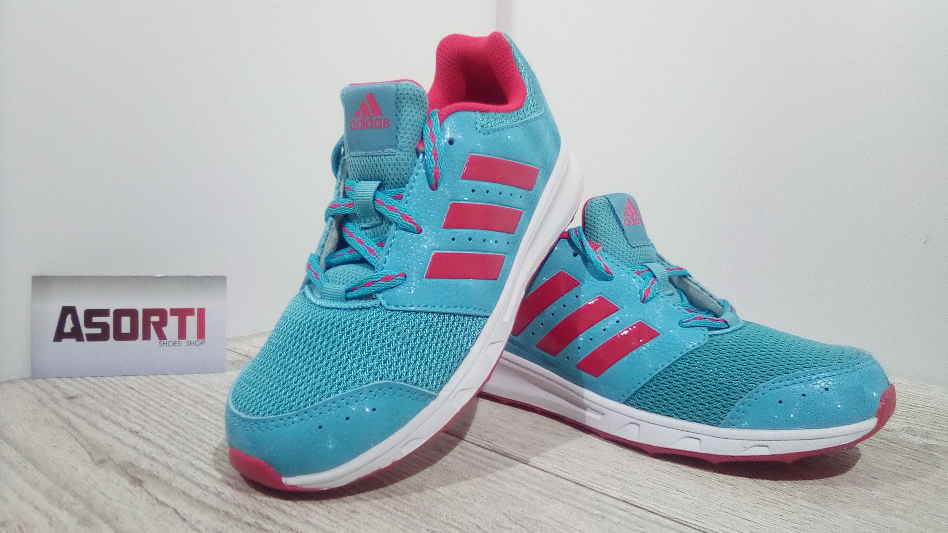 7d7ee36c Дитячі кросівки Adidas IK Sport 2K (AQ3744) блакитні купити в ...