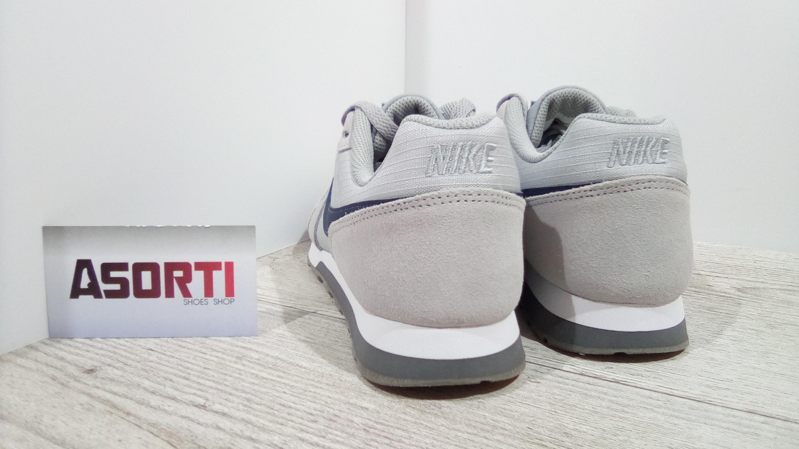58ce8eb6 Жіночі кросівки Nike Md Runner 2 (807316-011) сірі купити в Україні ...