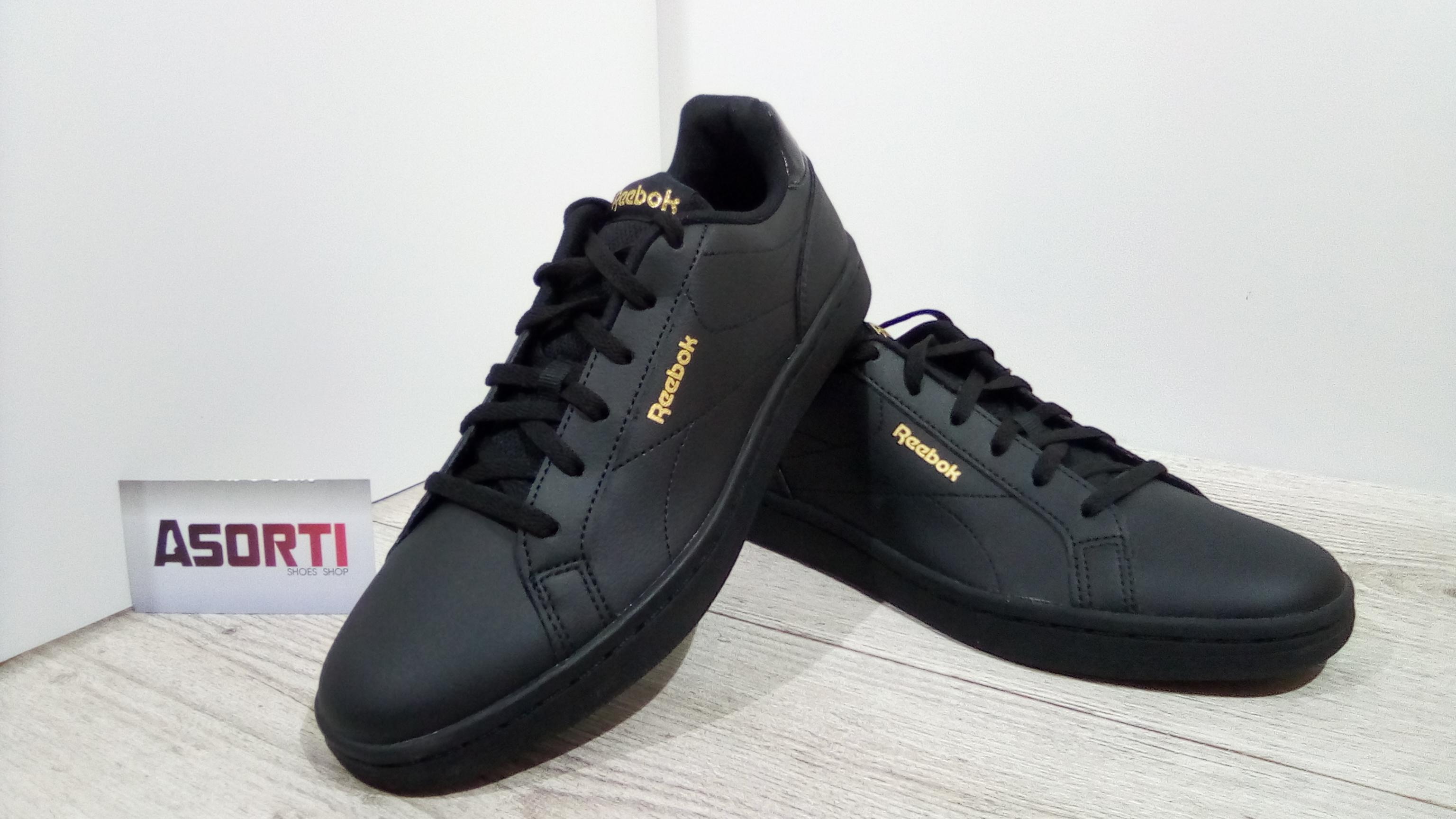 45cc41de835cea Женские кроссовки Reebok Royal Complete черные (CM9542) купить в ...