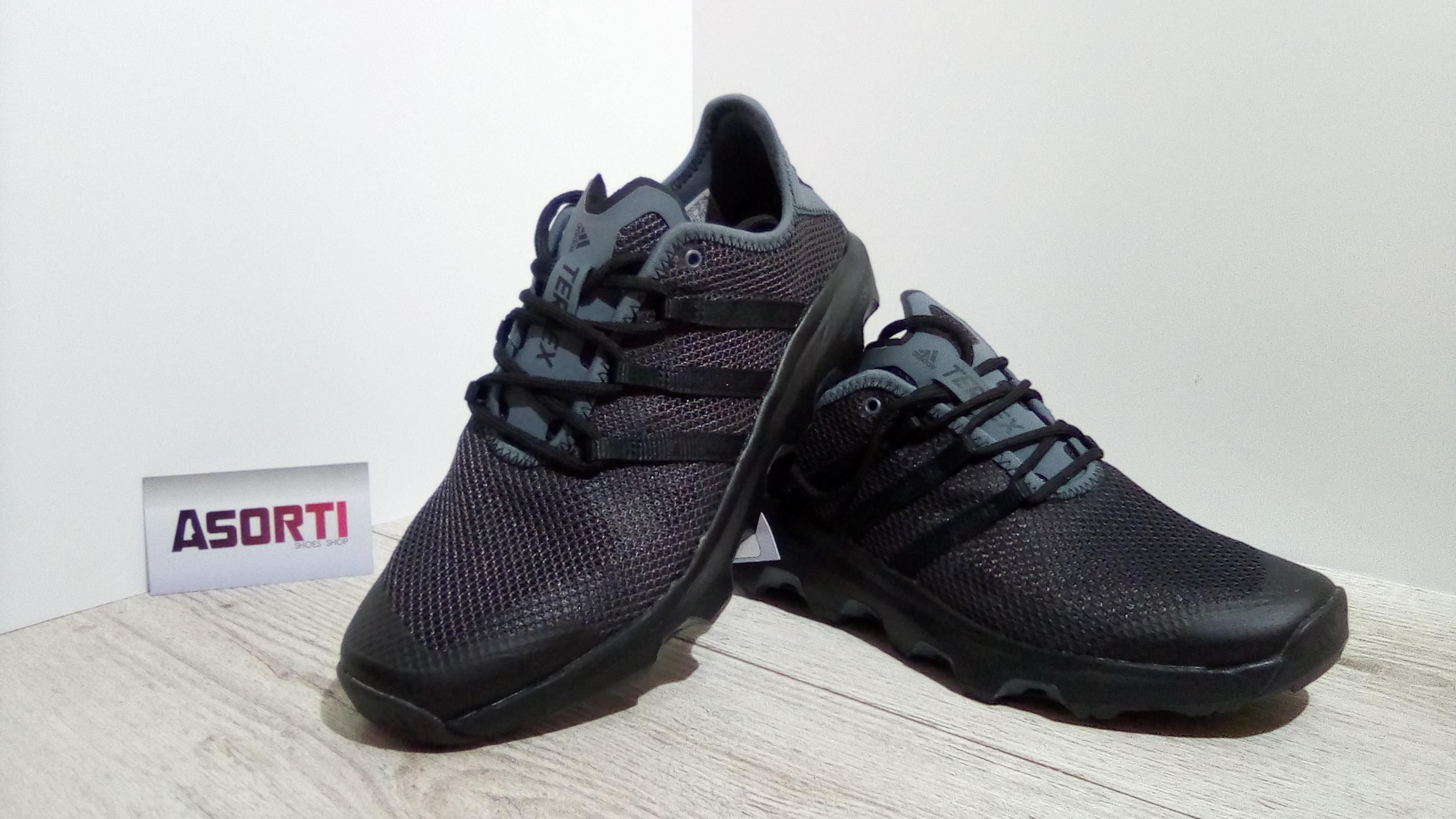 614e83cc2be3b Мужские туристические кроссовки Adidas Terrex CC Voyager (BB1890 ...