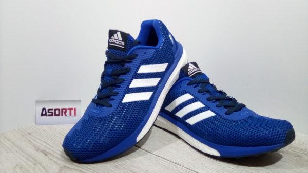 4e22711d Мужские беговые кроссовки Adidas Perfomance Vengeful (BB3639) синие ...