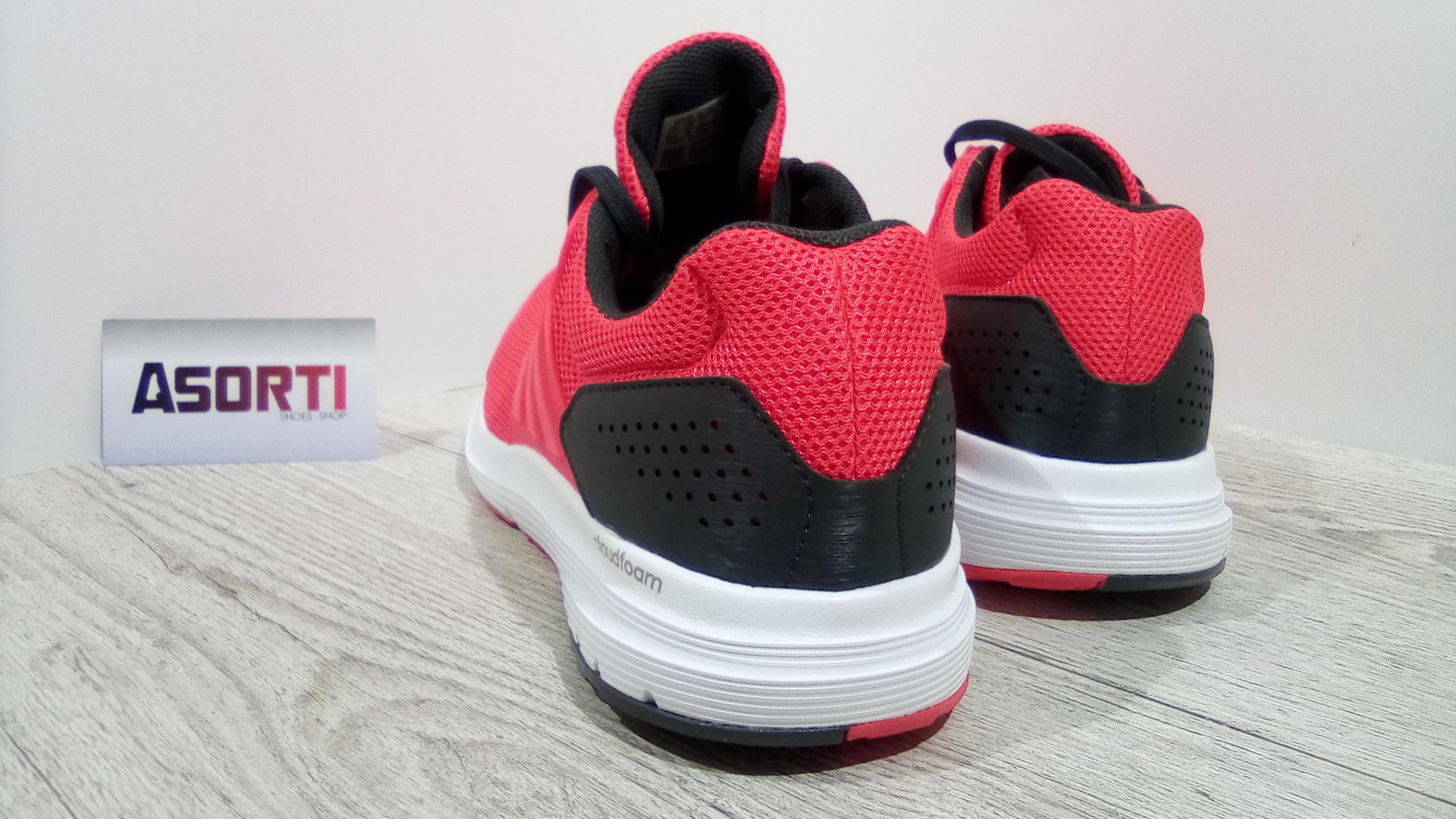 ba1fcfe9362f35 Чоловічі бігові кросівки Adidas Galaxy 4 M (CP8825) червоні купити в ...