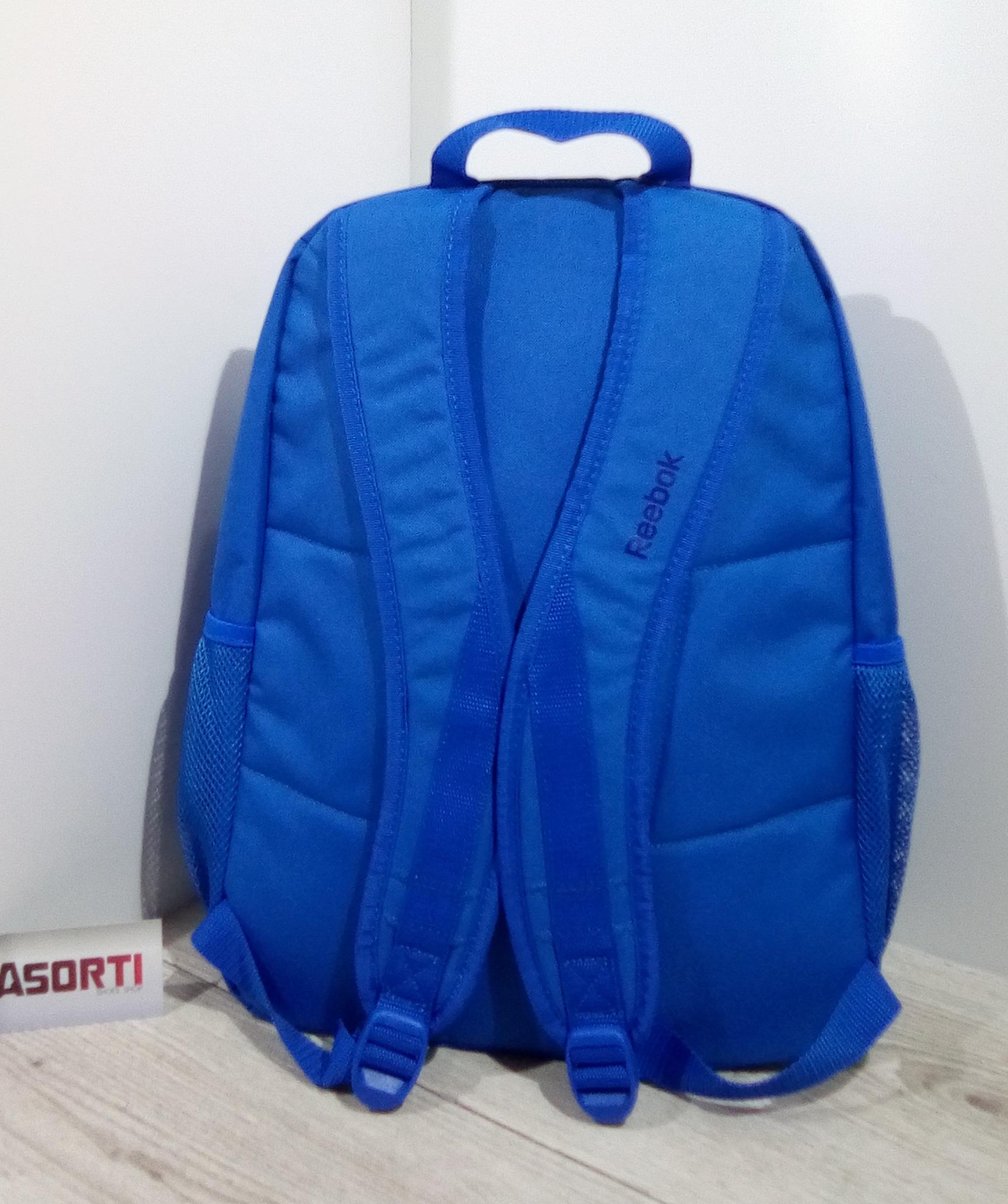 132172a2b8c703 Мужской спортивный рюкзак Reebok Sport Royal (BQ1231) синий купить в ...