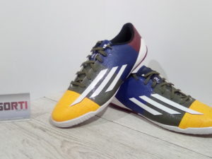 ФУТЗАЛКИ ADIDAS F10 ADIZERO F10 IN MESSI (M21766)