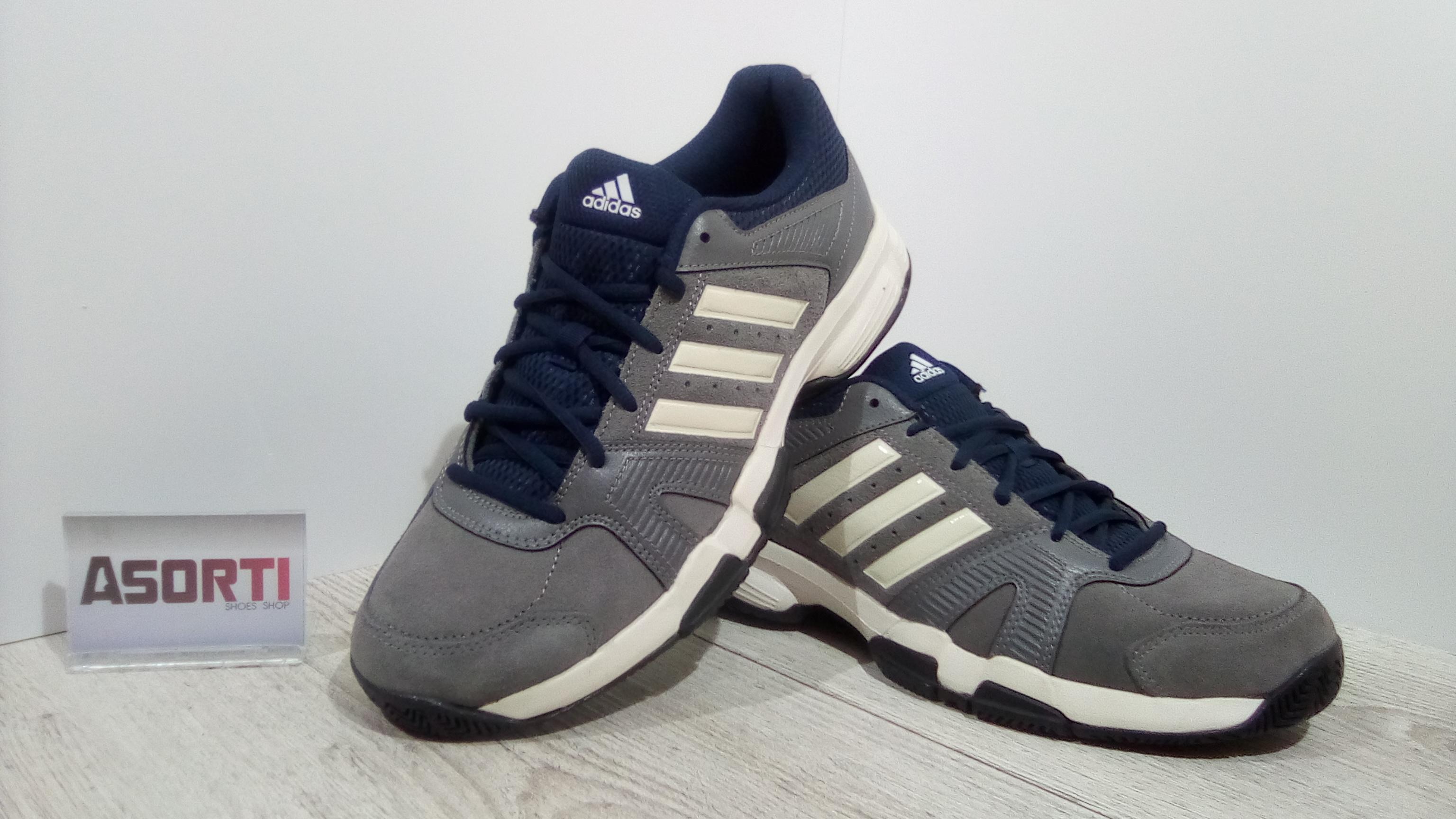 Чоловічі кросівки Adidas Barracks F10 (B40214) сірі купити в Україні ... eb6eac17f3c2f