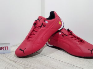 КРОСІВКИ PUMA FUTURE CAT LEATHER SF FERRARI (305735-01)