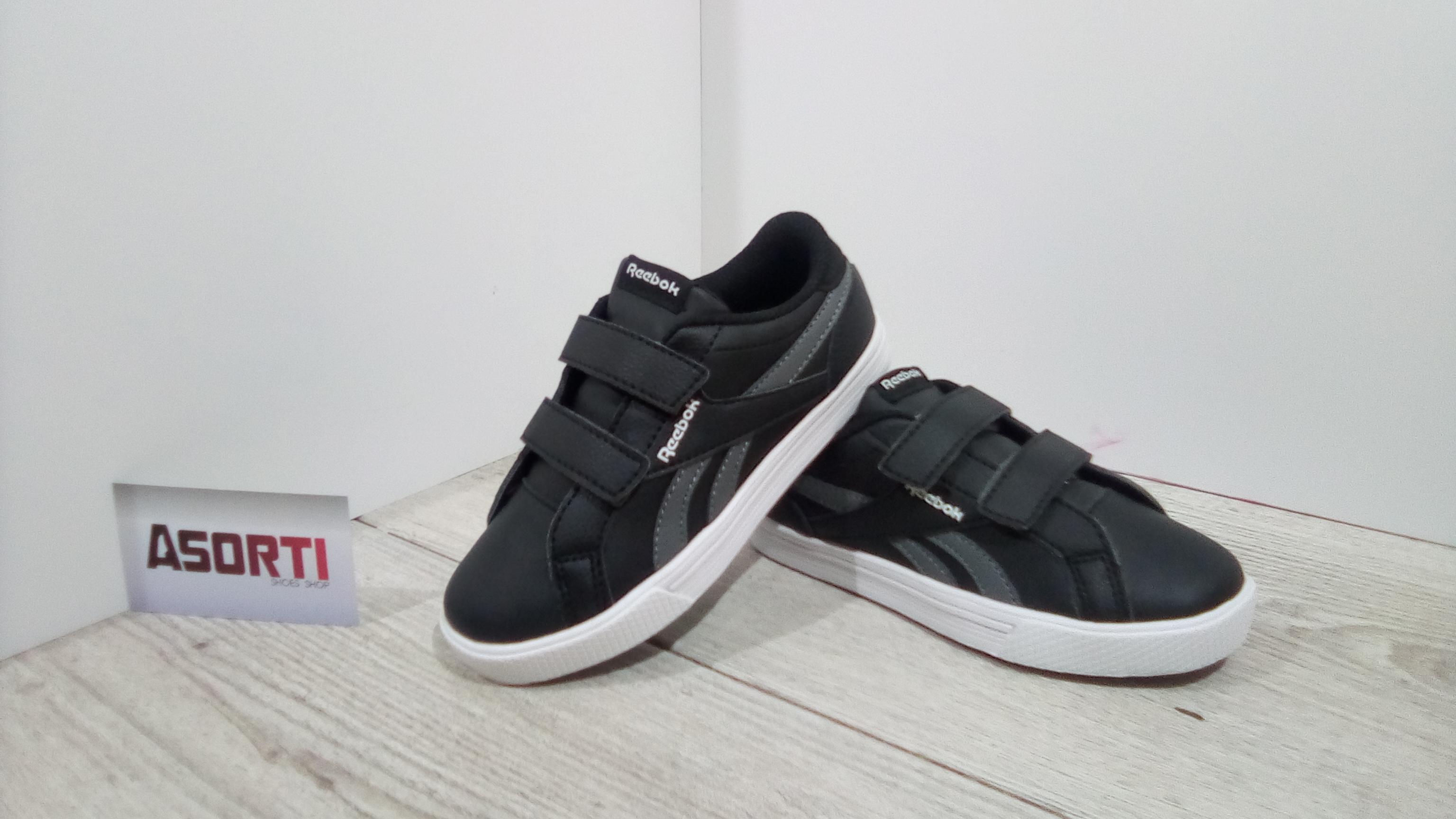 Детские кроссовки Reebok Royal Complete 2L ALT (CN1485) черные ... 98615b5fe1b7f