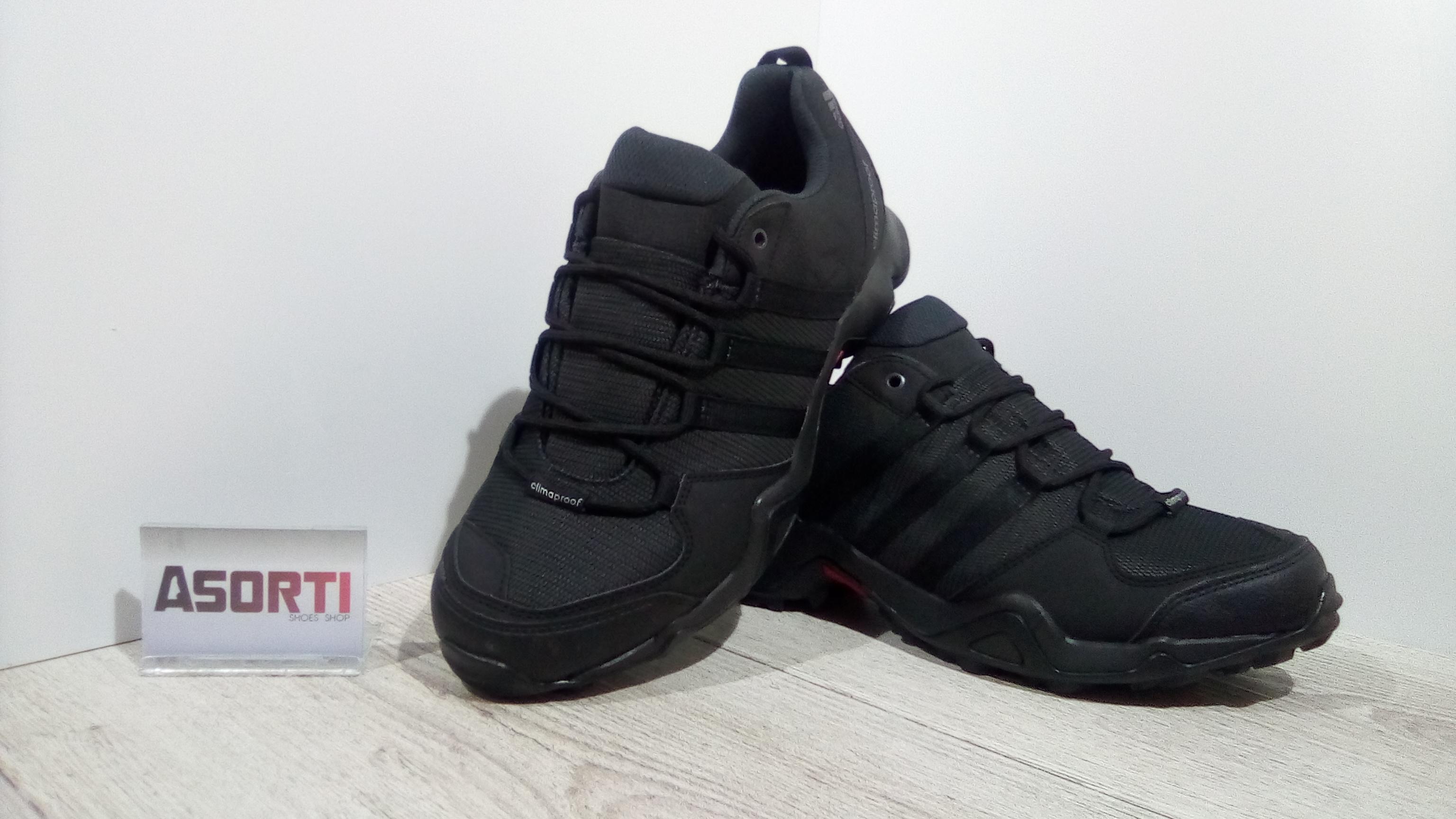 Чоловічі спортивні кросівки Adidas Terex AX2R CP (BA9253) чорні ... ffc22b5a80055