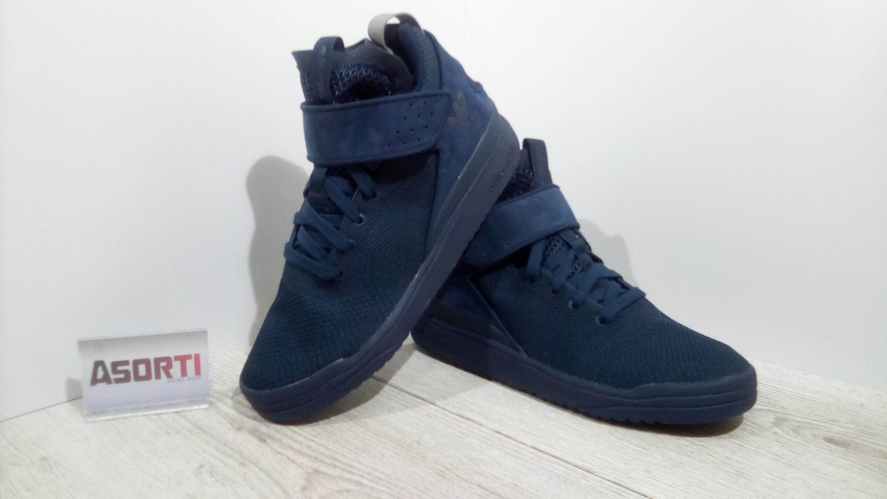 Чоловічі кеди Adidas Originals Veritas-X (S77637) темно-сині купити ... 5b1e3c03b2a81