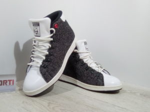 ЗИМНИЕ КЕДЫ STAN SMITH WINTER MID (B24879)
