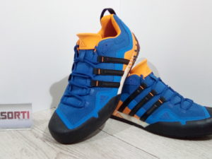 КРОССОВКИ ADIDAS TERREX SWIFT SOLO (AQ5296)