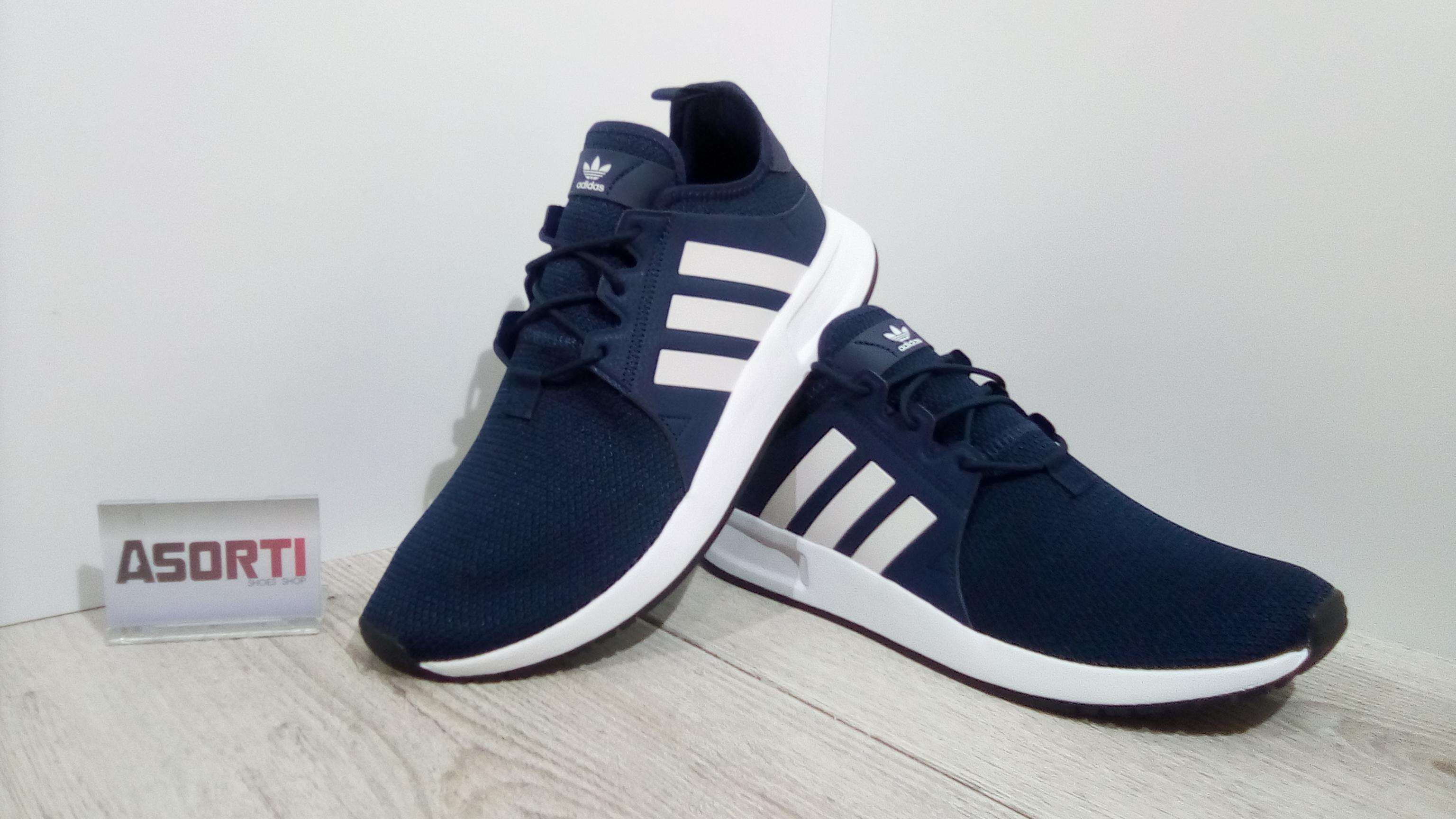 new product 34f0b 201ef Чоловічі кросівки Adidas X_PLR (CQ2407) сині
