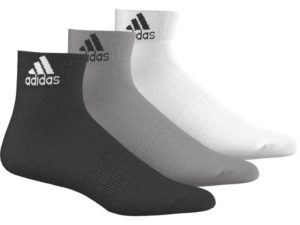 НОСКИ ADIDAS PERFORMANCE THIN ANKLE SOCKS 3PP (AA2322)