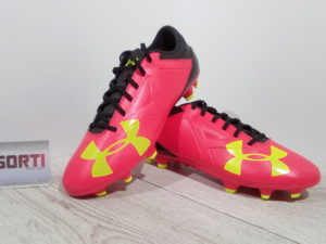 БУТСЫ UNDER ARMOUR SPOTLIGHT FLASH 2.0 FG (1272302-669)