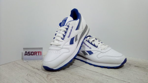 КРОССОВКИ REEBOK CL LEATHER RE HERITAGE (M45716)