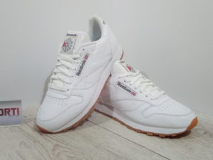 КРОССОВКИ REEBOK CLASSIC LEATHER (49799)