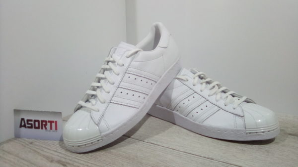 КЕДЫ ADIDAS SUPERSTAR 80S METAL W (S76540)