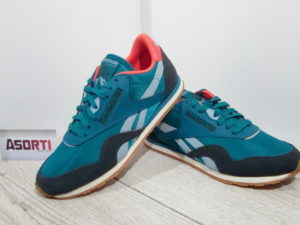 КРОССОВКИ REEBOK CL NYLON SLIM SEASONAL WW (M42082)