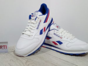 КРОССОВКИ REEBOK CLASSIC LEATHER RIPPLE (M41816)