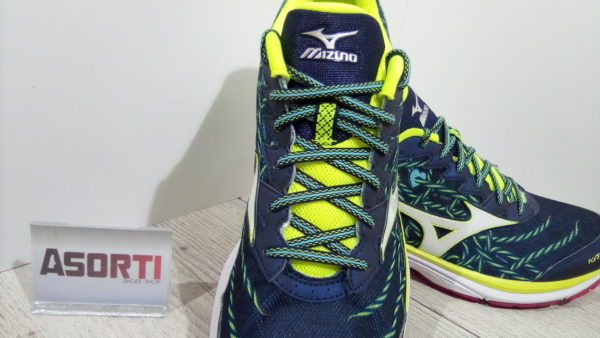 КРОССОВКИ MIZUNO WAVE RIDER 20 HAMBURG (J1GC175405)
