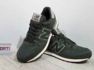 КРОССОВКИ NEW BALANCE (GM500SKG)