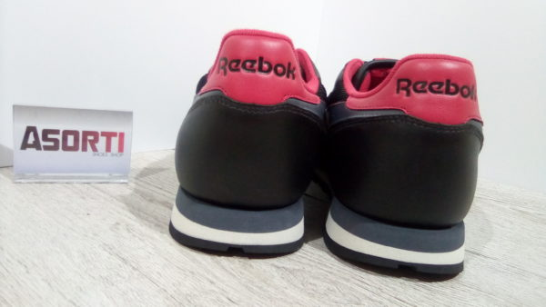 КРОССОВКИ REEBOK CL LEATHER HERITAGE RE (V60015)