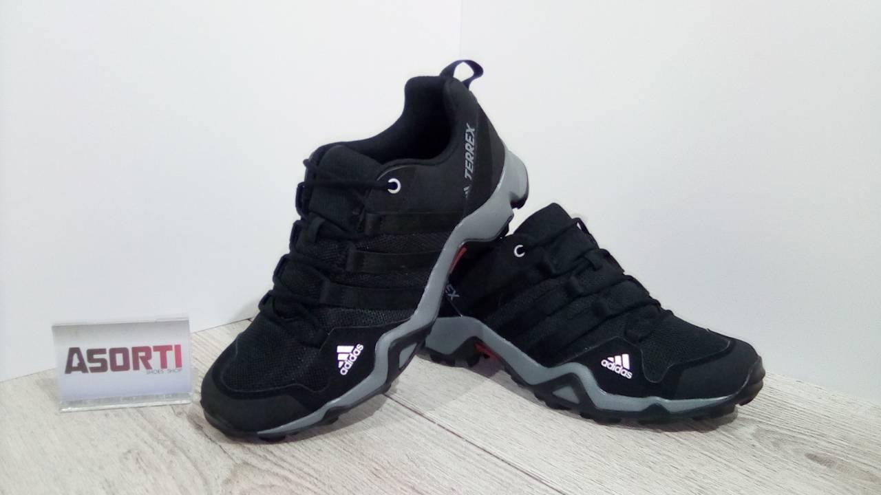 1782475a12d5f5 Підліткові кросівки Adidas TERREX AX2R K чорні (BB1935) купити в ...