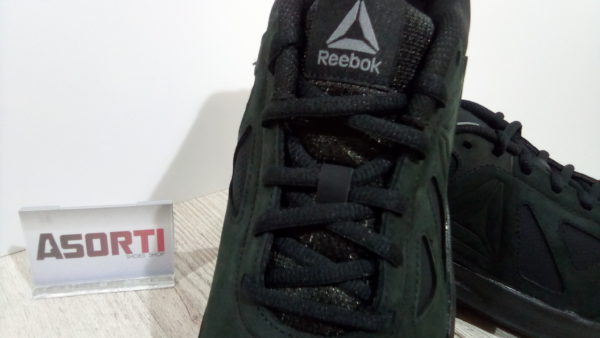 Мужские кроссовки для ходьбы Reebok Walk Ultra 6 DMX Max RG (CN0951) черные