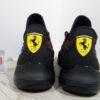 Мужские кроссовки Puma Ferrari Evo Cat Mace (306228-01) черные