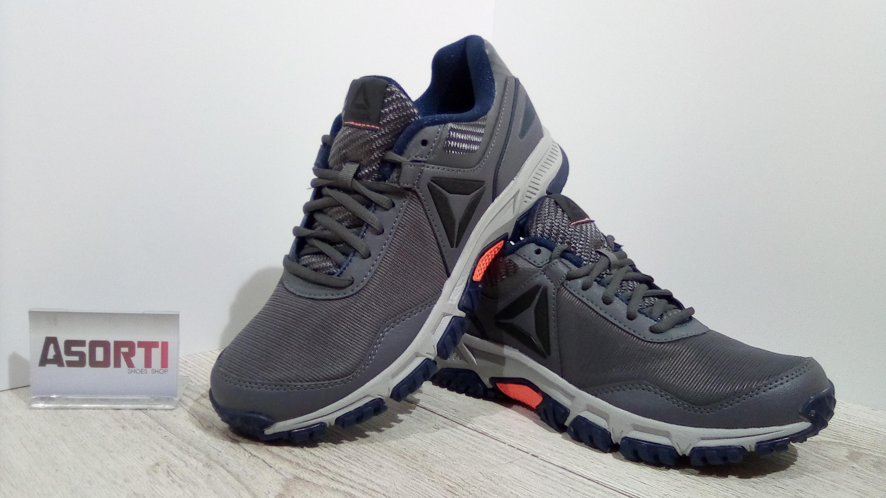 4be497f6108884 Мужские кроссовки Reebok Ridgerider Trail 3.0 (CN4616) серые купить ...