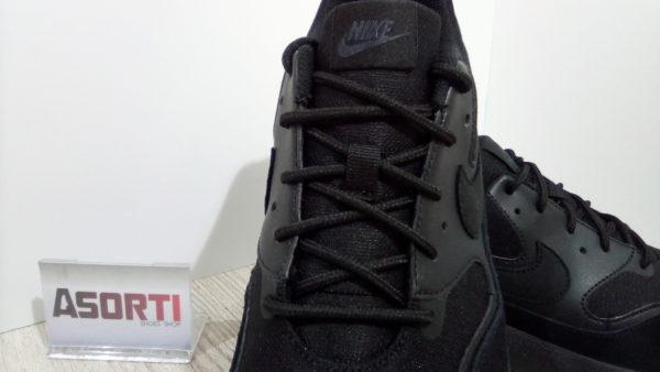 Мужские кроссовки Nike Air Max Nostalgic (916781-006) черные