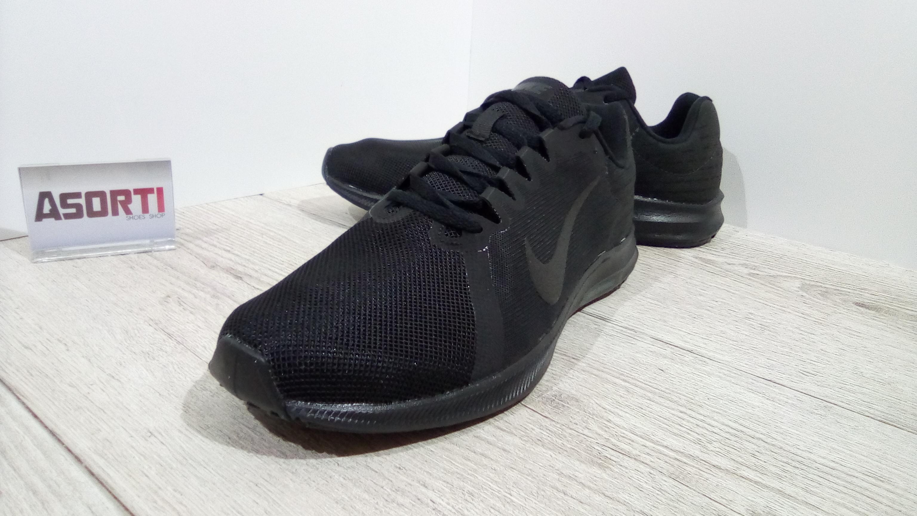 1c4c29f2 ... Мужские беговые кроссовки Nike Downshifter 8 (908984-002) черные ...