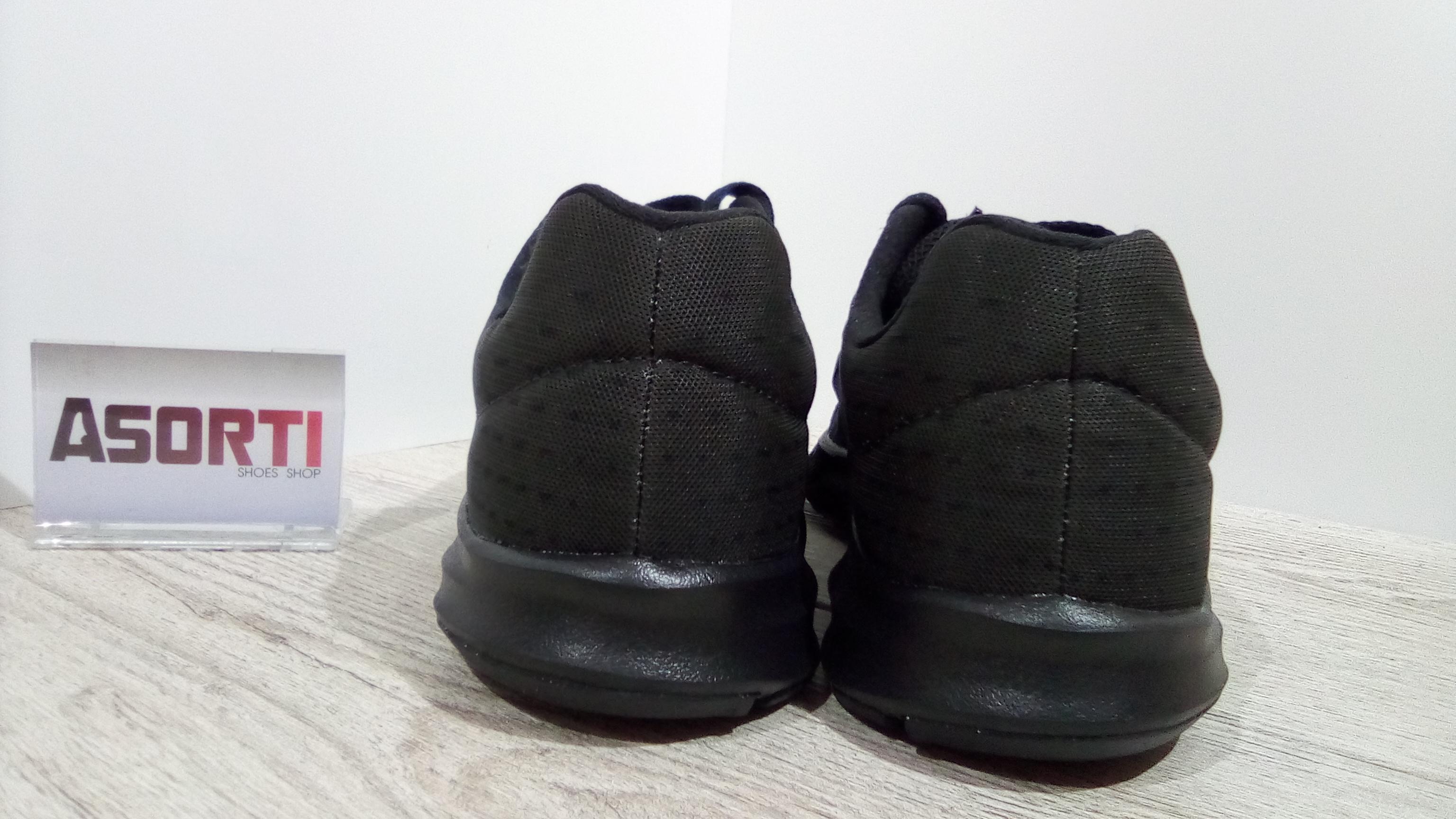 861690ae Мужские беговые кроссовки Nike Downshifter 8 (908984-002) черные. Мужские  ...