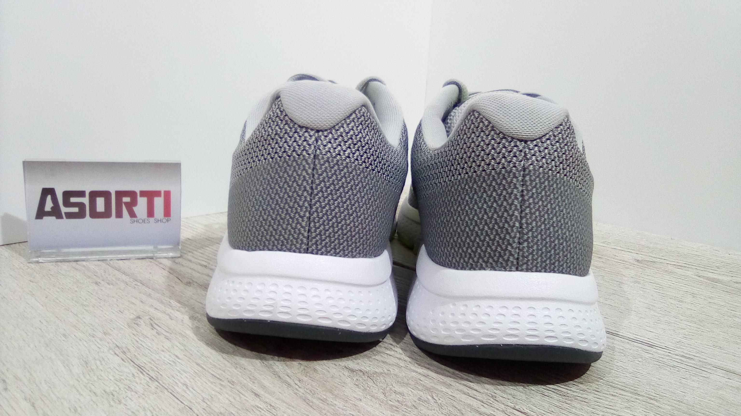 584f6fd7 Чоловічі кросівки для бігу Nike RunAllDay (898464-012) сірі купити в ...