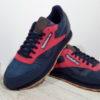 Мужские кроссовки Reebok Classic Leather SM SPP (CN1815) темно-синие