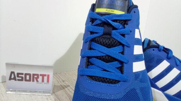 Мужские кроссовки Adidas Cloudfoam Flow (AQ1313) синие